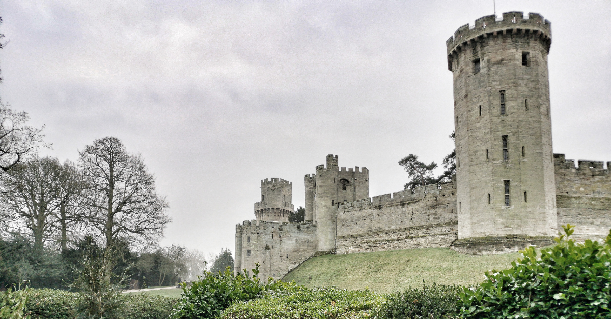 Warwick Castle with a Toddler – A Review