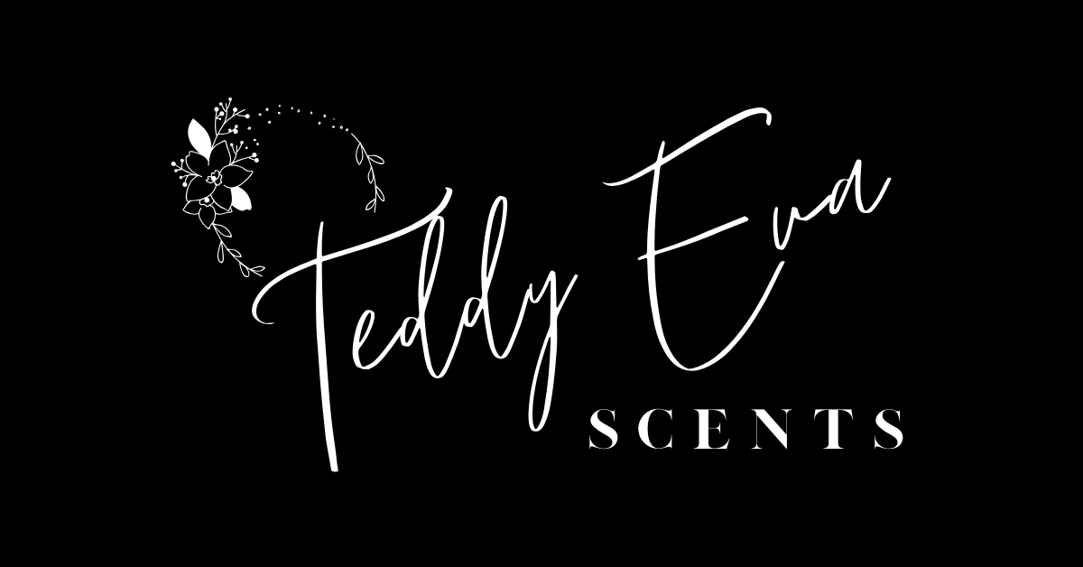 Our new wax melt business, Teddy Eva Scents